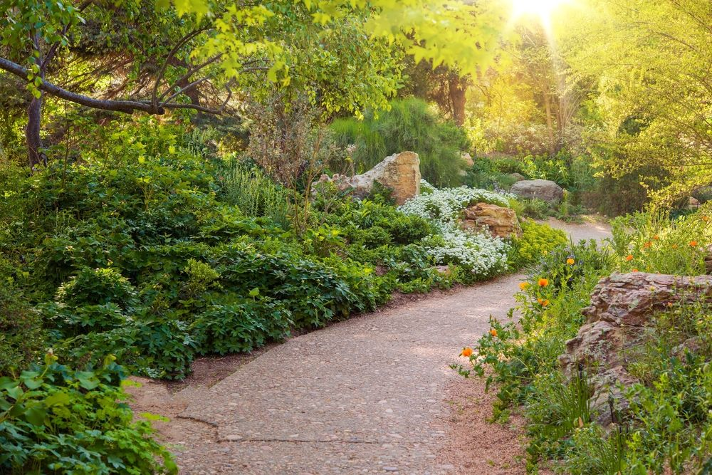 Breathe in the scent of blooms at these beautiful gardens
