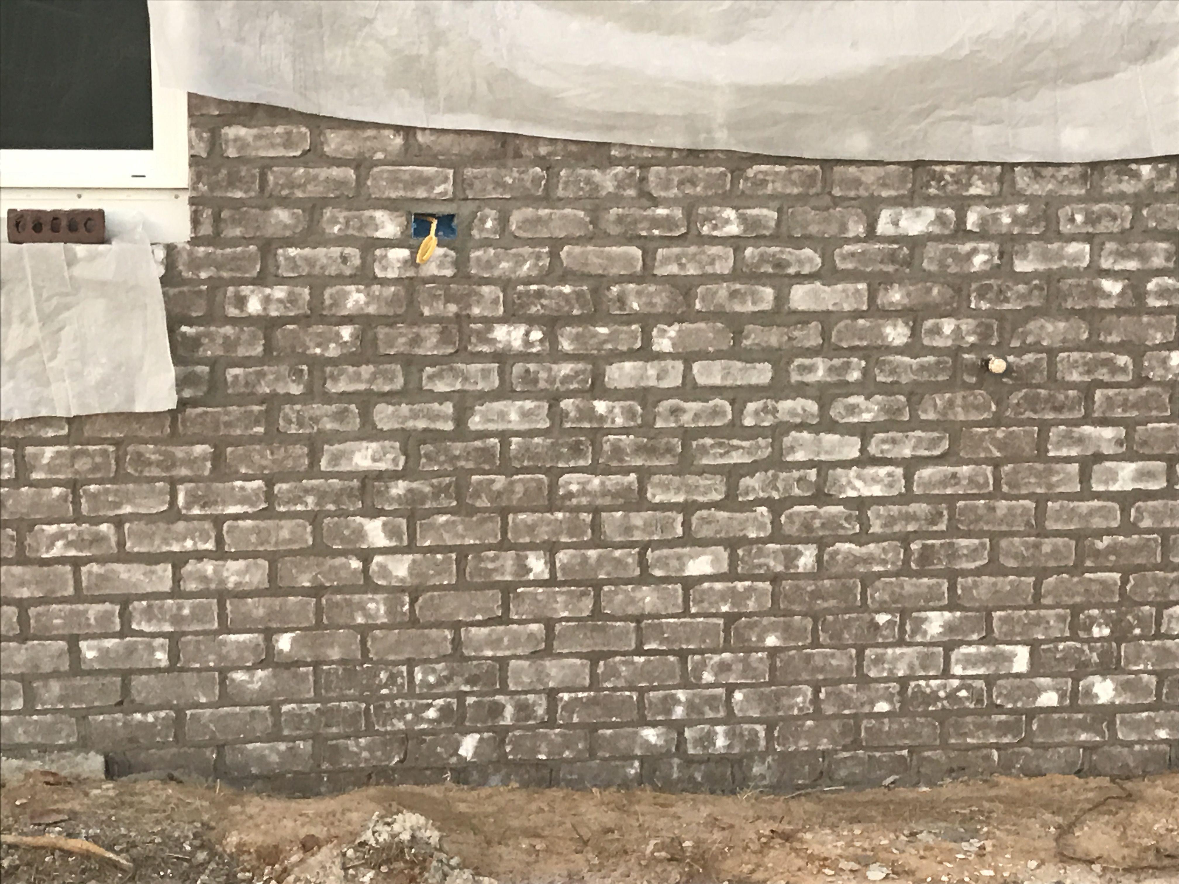 Castle Rock Tudor Brick General Shale With Gray Mortar