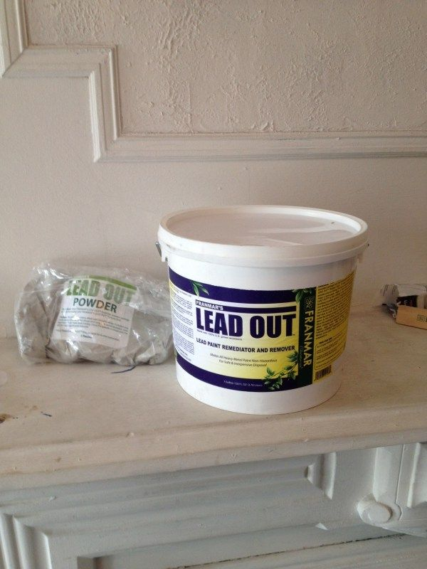 Lead Out How To Safely Remove Lead Paint Lead Paint