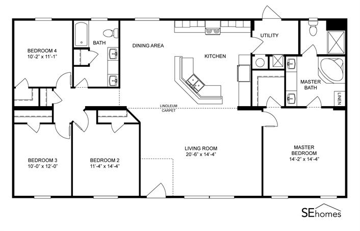 5c0efb30b589eea4fe057459909f524d clayton homes home floor plan manufactured homes, modular,Clayton Modular Homes Floor Plans