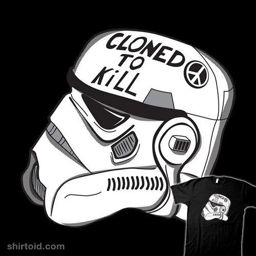 Cloned to Kill