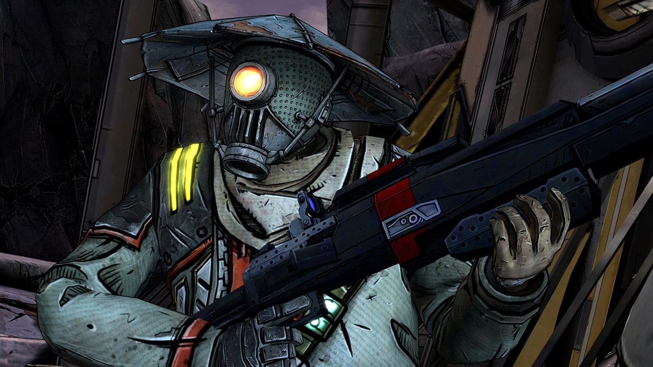 Steam 上的 Tales from the Borderlands Tales from the