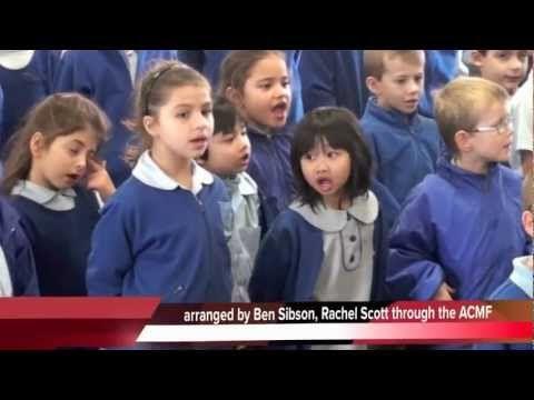 National Anthem ( Aboriginal and English Language)
