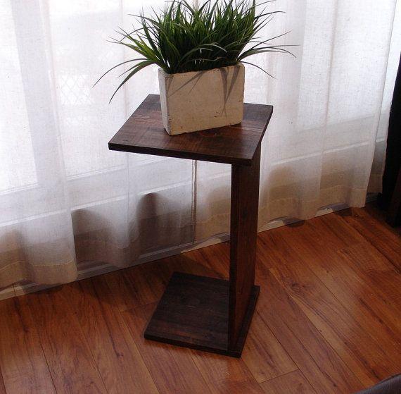 Sofa chair arm rest tray table stand christa pinterest - Sofa tablett tisch ...