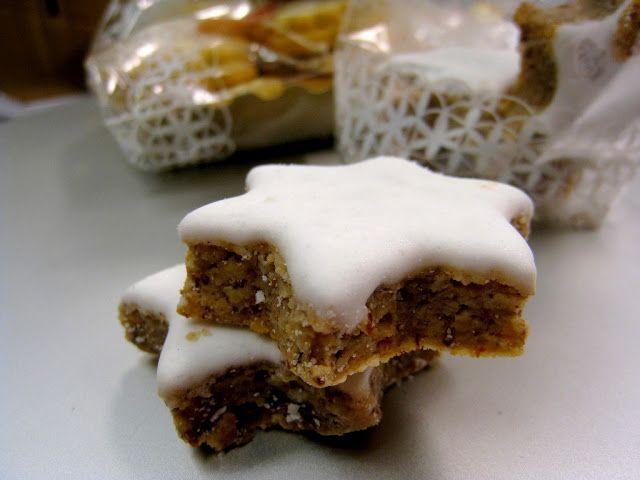 Biscotti di Natale , Ricetta Svizzera (Christmas cookies , Recipe  Switzerland)
