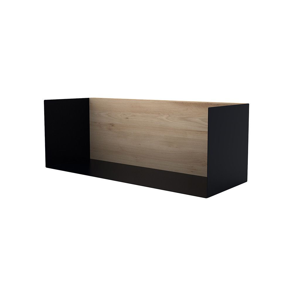 Etagere Universo Positivo Discover The Universo Positivo U Shelf Black Medium At Amara