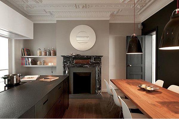 design attractor: Calm and Intimate Apartment