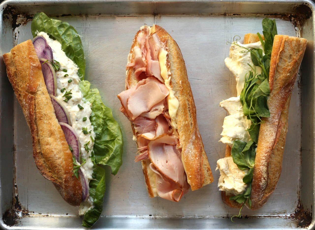 Melody La Jambon Beurre Bagette Losangeles Eeeeeats Sandwiches Baguette La Silverlake Picnic Sandwiches Recipes Baguette Recipe