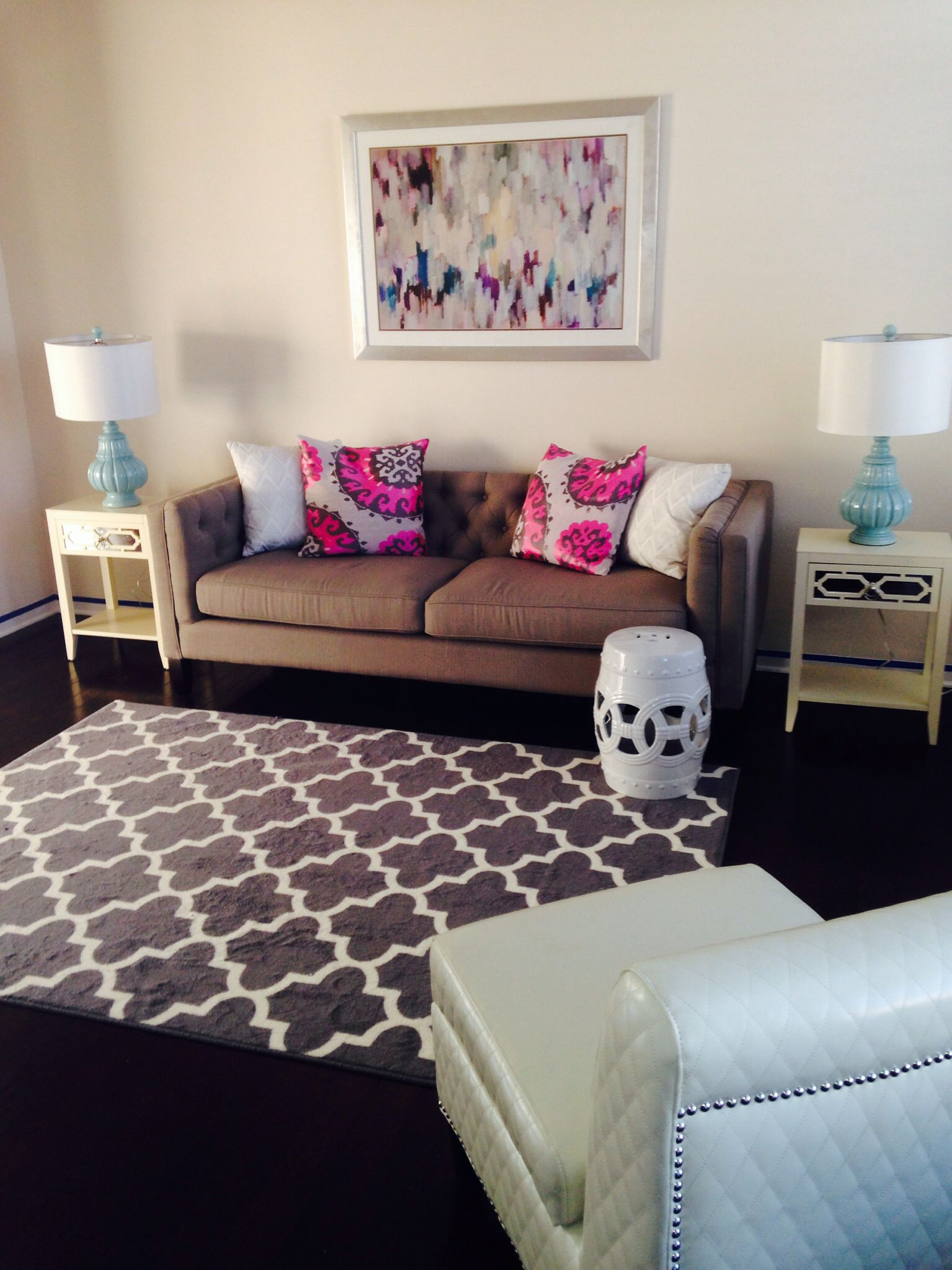Small living room   Dorm living room, Cute living room ...