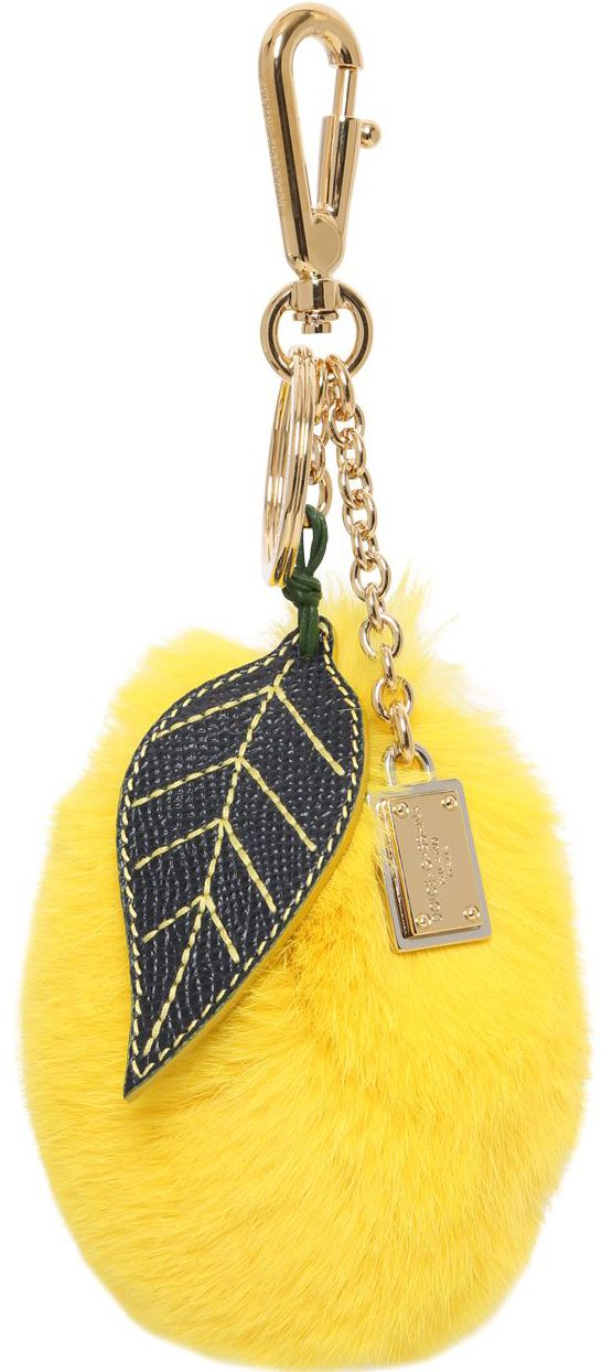 Dolce & Gabbana fur bag charm Free Shipping Official Site Latest Sast Online Clearance Cheap Price Discount Cheap Online y6thm