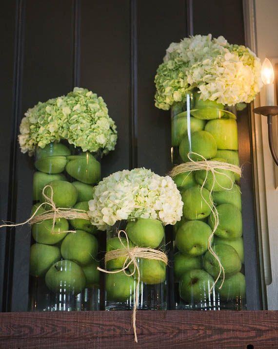 Decorar con manzanas toda la casa | Ideas | Pinterest | Decorando ...