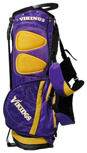 9200d3784b2b NFL Minnesota Vikings Stand Golf Bag by Team Golf. $129.99. Fleece ...
