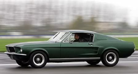 1968 Gt Ford Mustang Gt 390 Fastback Mustang Fastback Ford