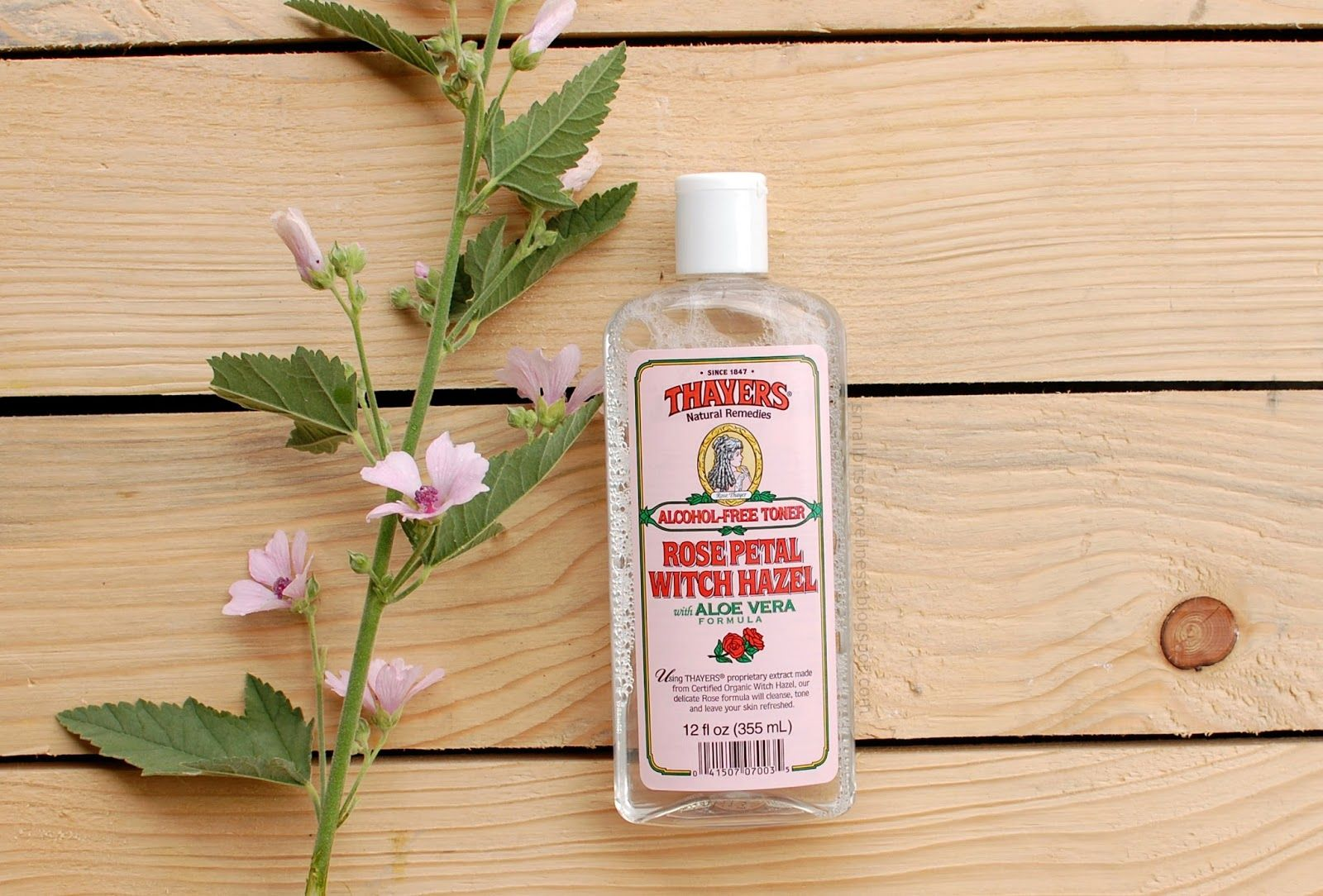Thayers Alcohol-Free Toner Rose Petal Witch Hazel with