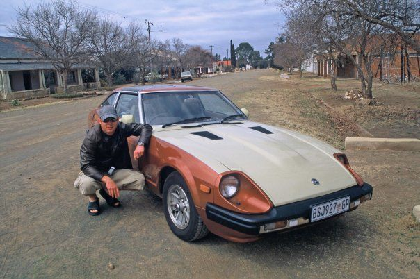 Me And My Nearly Fully Restored 1979 Datsun 280zx T Top Smithfield Free Sate South Africa 2004 Datsun Antique Cars Africa