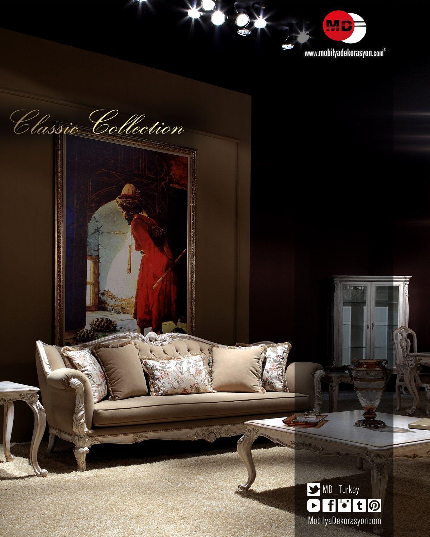 Bugun Ki Paylasimimiz Klasik Mobilya Da Yillarin Deneyimi Olan Abdullah Torun Mobilya Dan Sofa Kanepe Livingroom Oturmagrubu Mob Mobilya Klasik Instagram