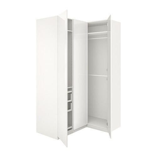 IKEA PAX Corner wardrobe Pax corner wardrobe, Corner