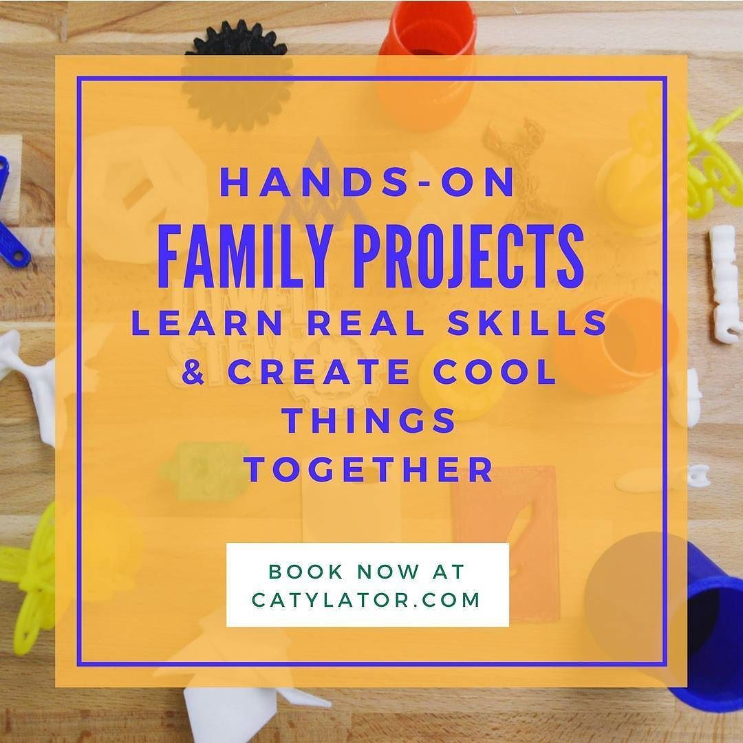 Looking for something cool to do with your tween? Family Projects ...