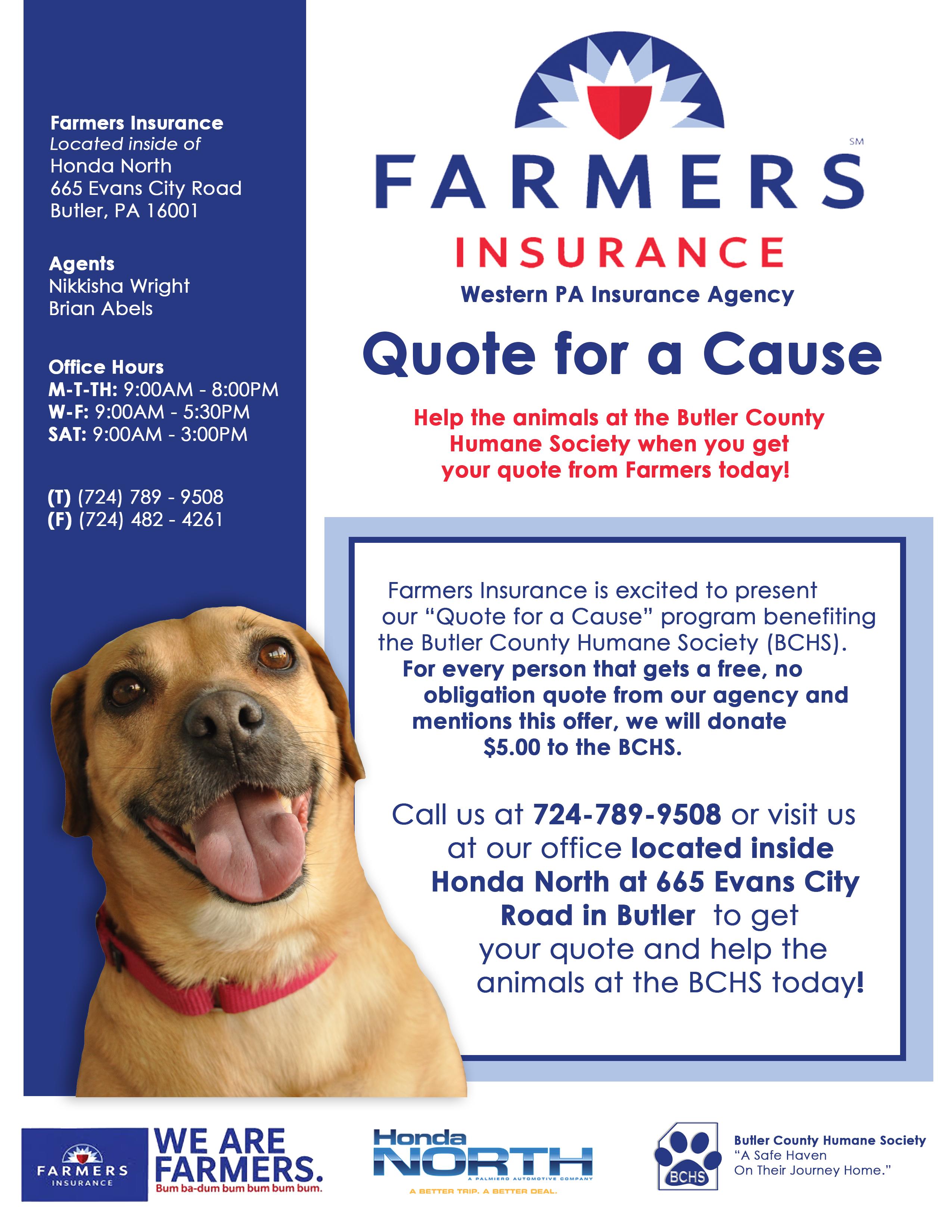 Farmers Insurance Western Pa Insurance Agency Insurance Agency