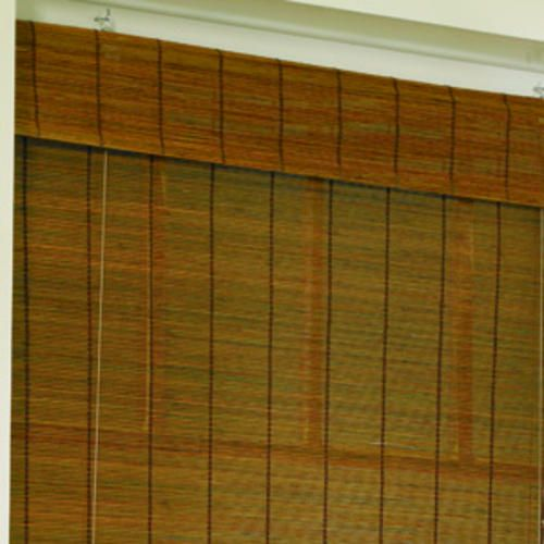 Used To Have These But They Molded In Storage Now Looking To Replace Them Intercrown Bamboo Matchstick Natur House Blinds Diy Blinds Vertical Window Blinds