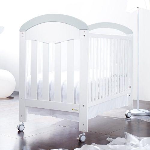 Cuna bebé 60x120 cm - C102-2314 Gris-Plata | Pinterest | El recien ...