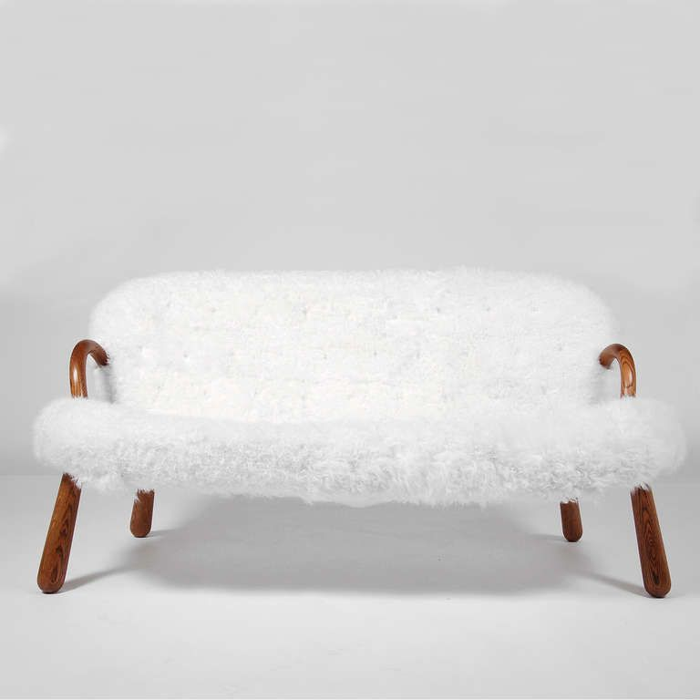 Extremely Rare Sofa by Martin Olsen image 3