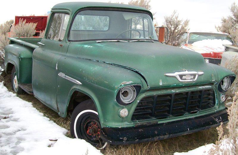 1955 Chevy Truck 1955 Chevrolet 3200 3 4 Ton Lwb Commercial Stepside Pickup Truck For 55 Chevy Truck American Pickup Trucks Chevrolet
