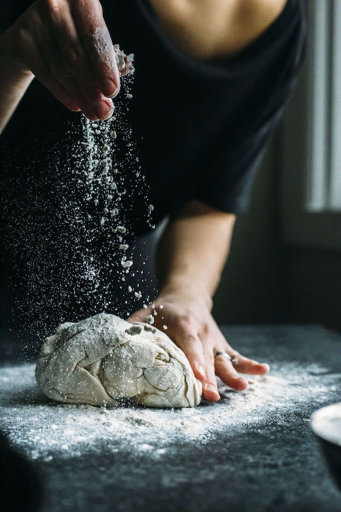 pizza dough #FoodPhotography #FoodStyling