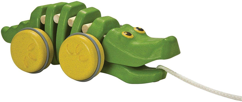 Plan Toys Dancing Alligator - $17.99