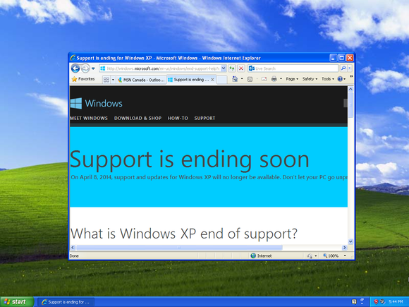 Don't Waste Your Money Trying to Upgrade Your Windows XP PC #windows #xp #pc #tech
