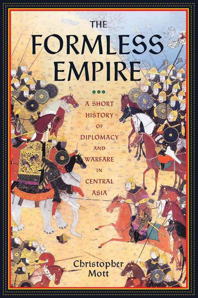The formless empire : a short history of diplomacy and