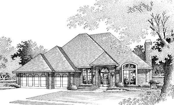House plan 592 036d 0024 square footage 2118 shell only - Difference shell house turnkey ...