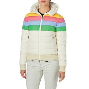 Perfect Moment Snow Jackets - Perfect Moment Queenie Snow Jacket - Rainbow