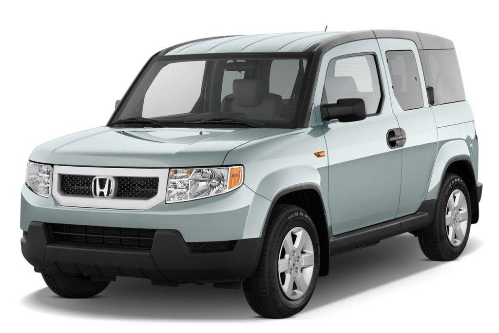 2011 Honda Element Profile 480