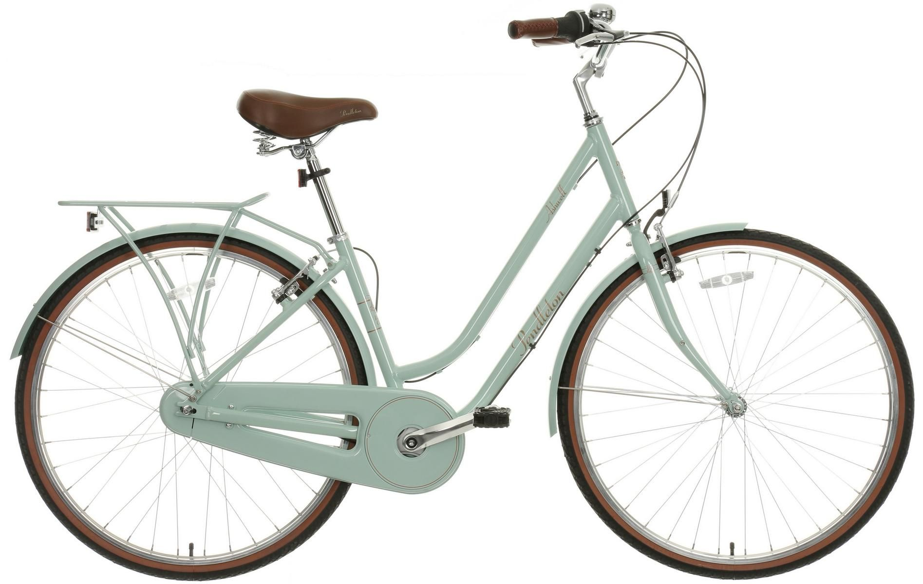 Pendleton Ashwell Hybrid Bike Sage 320 Hybrid Bike Bike