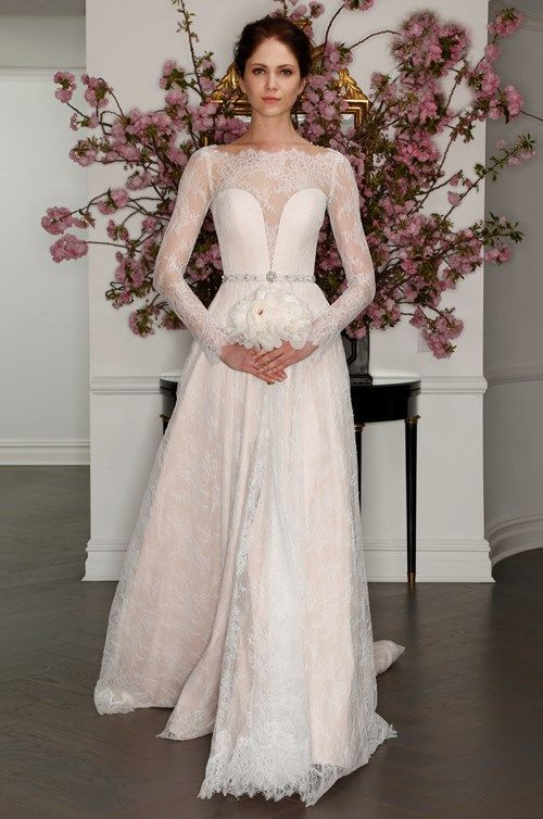 Legends by Romona Keveza Sweetheart Ball Gown in Lace ...