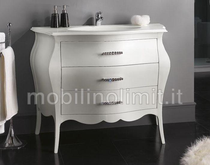 Leroy merlin   mobile bagno eklettica 155 mobili bagno €1557 ...