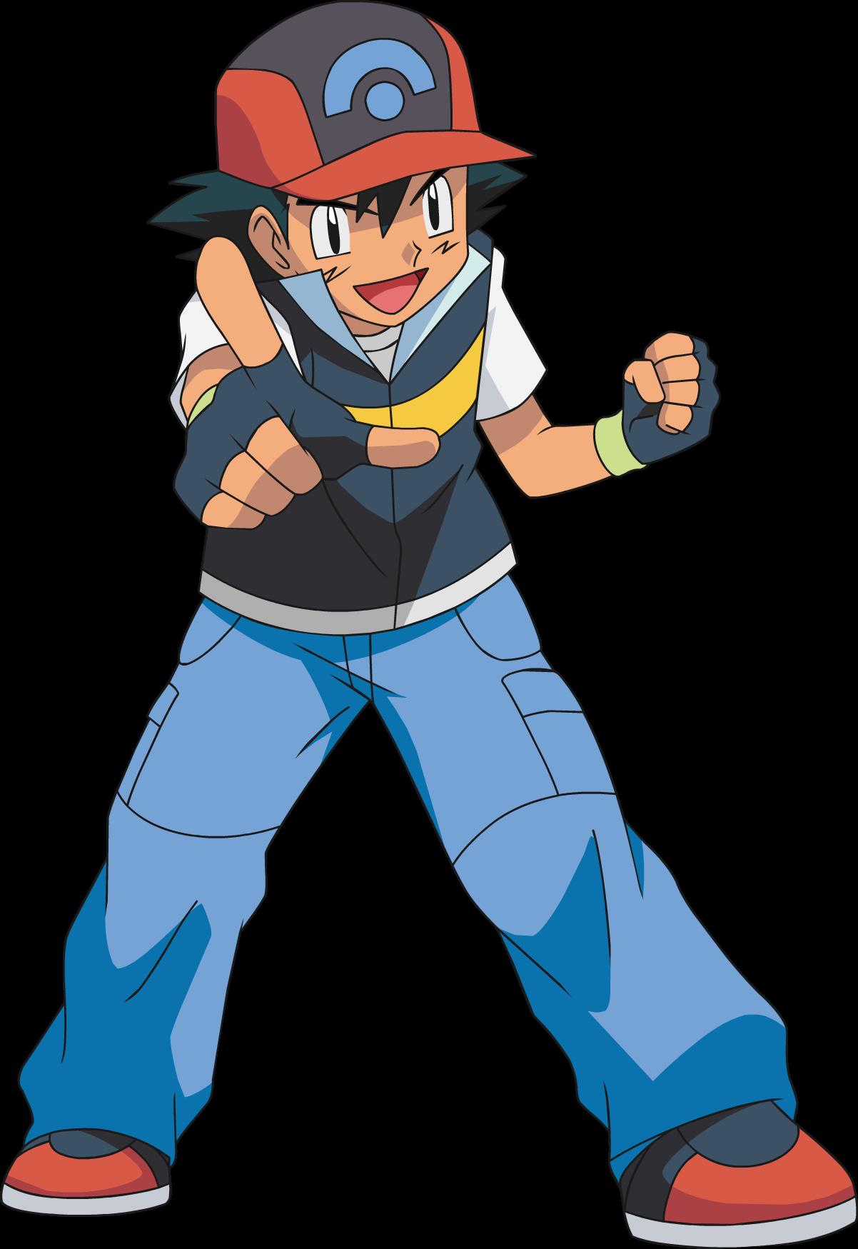 Ash Ketchum Bulbapedia The Community Driven Pokemon Encyclopedia Ash Pokemon Pokemon Pokemon Characters