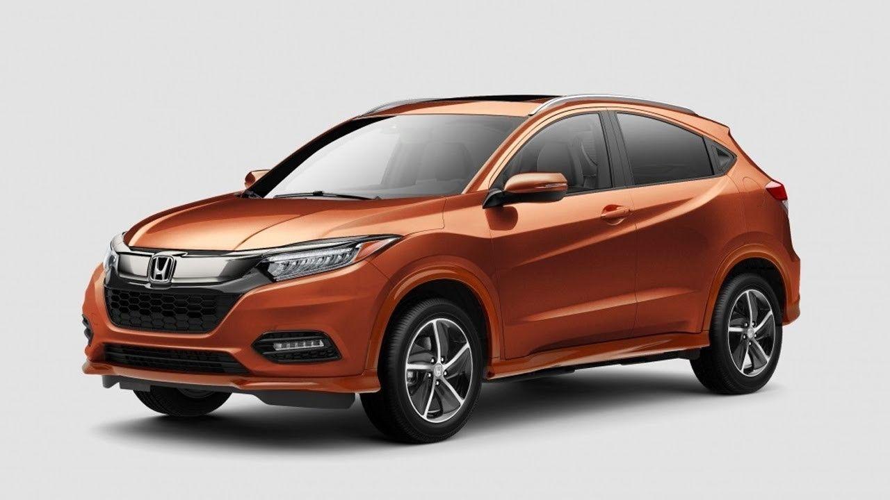 2019 Honda Hr Vgo Volume Price Honda hrv, Chevrolet trax