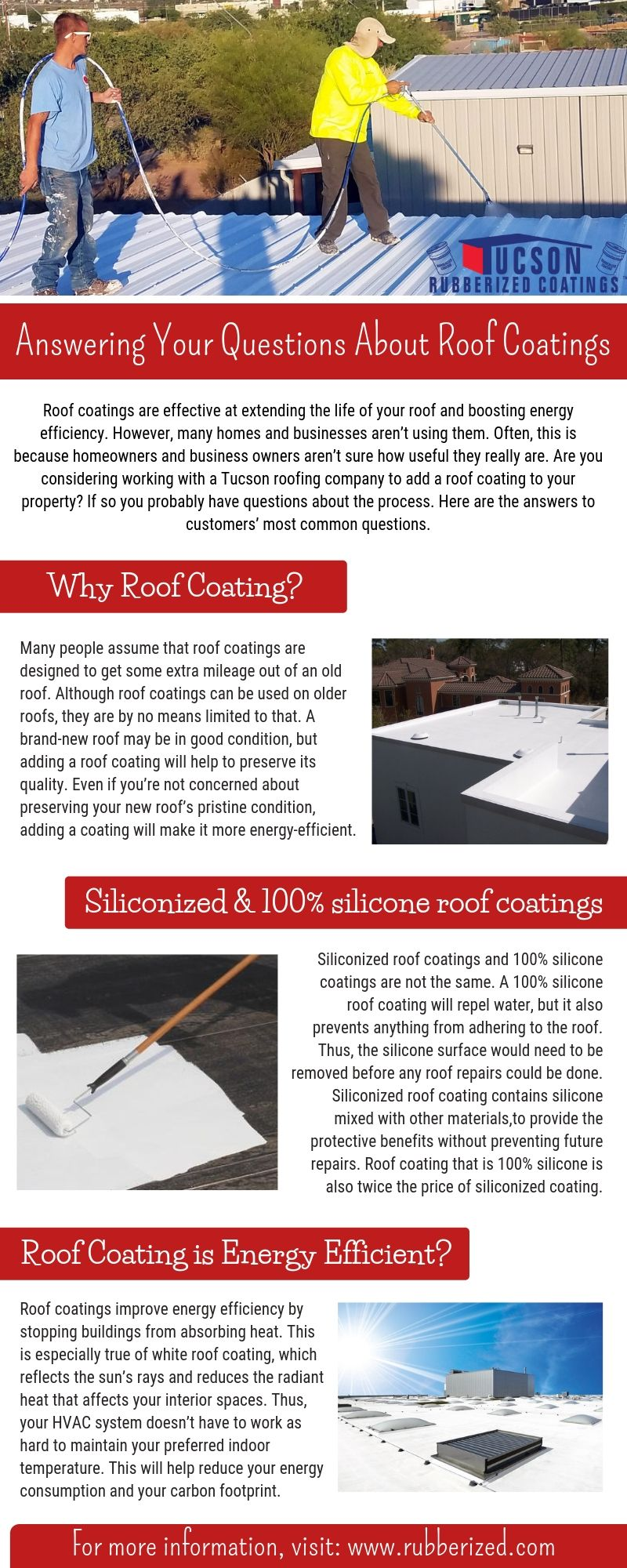 Answering Your Question About Roof Coatings Roof Coatings Elastomeric Roof Coating Roof Coating