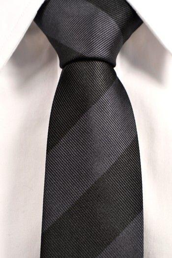 Cravate Auto Cravate Arc De Tieroom, Cran Massimo, Rayures Dans L'encoche Grise