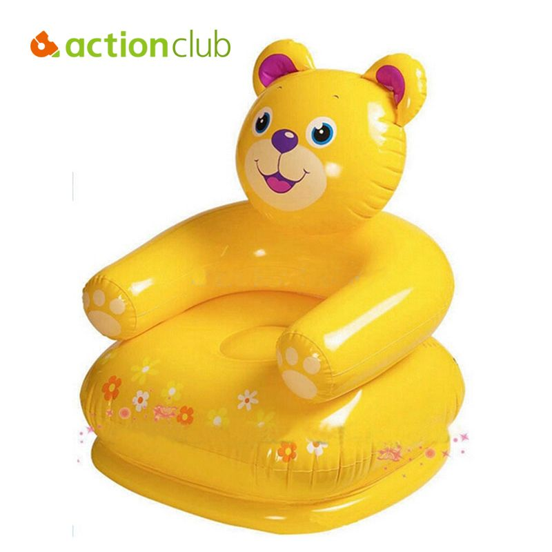 Actionclub High Quality Waterproof Inflatable Baby Chair For Feeding ...