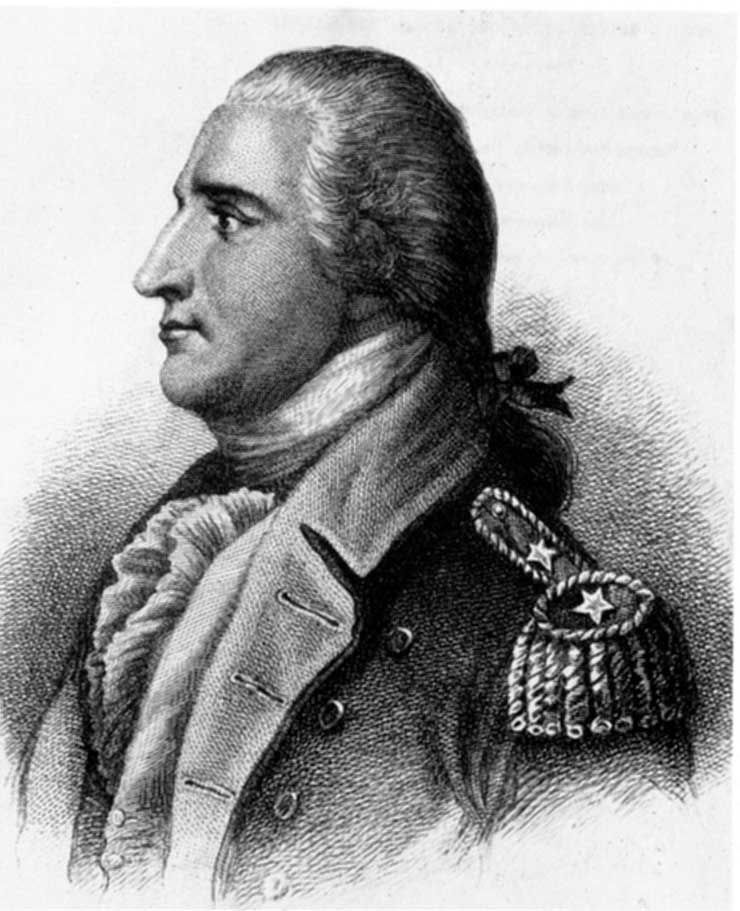 American Revolution Related Images: Benedict Arnold