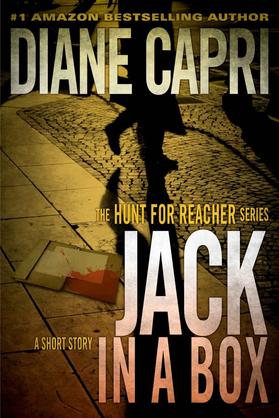 Jack in a box hunt for jack reacher series short story