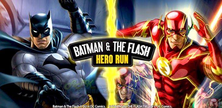 Batman The Flash Hero Run Mod Apk V1 1 Unlimited Coins Free