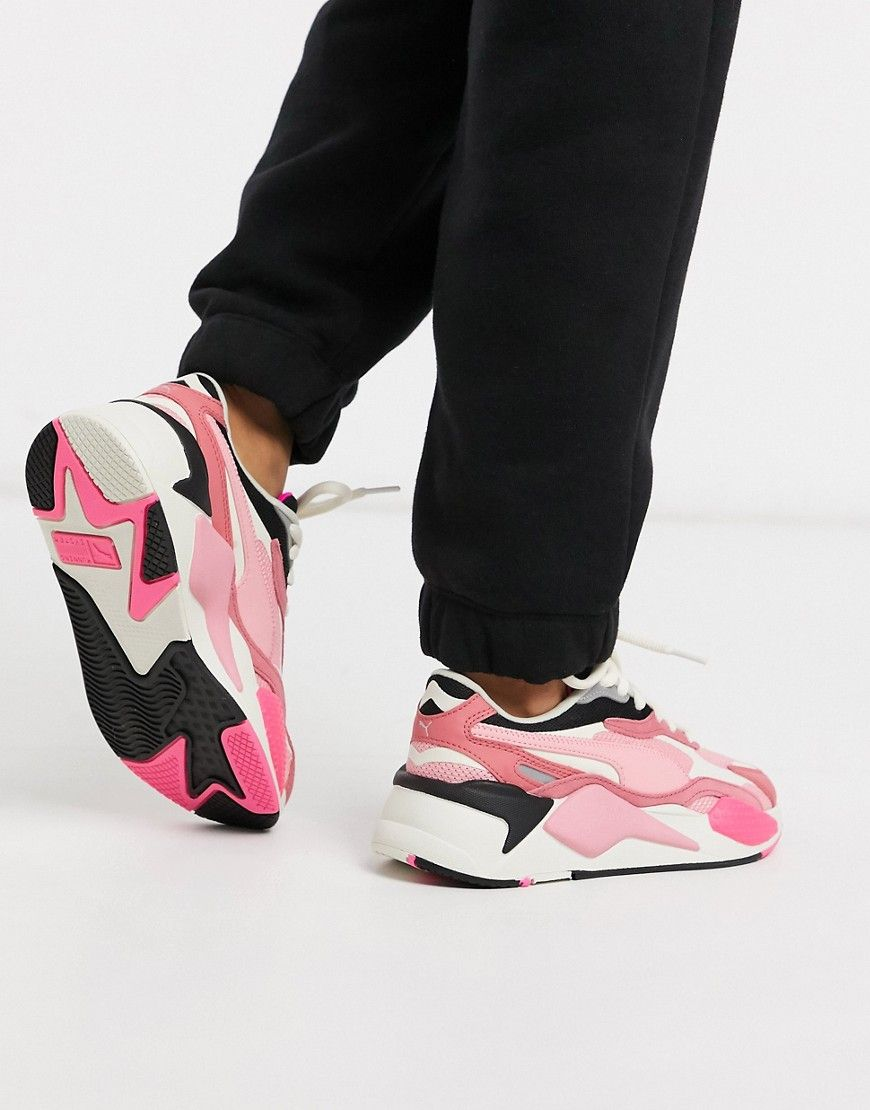Puma Women's Rs-x3 Puzzle Casual