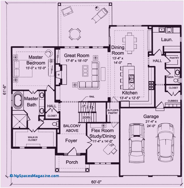 E Story Home Plans With Butlers Pantry House Plans House Plans One Story Pantry Layout House Plans