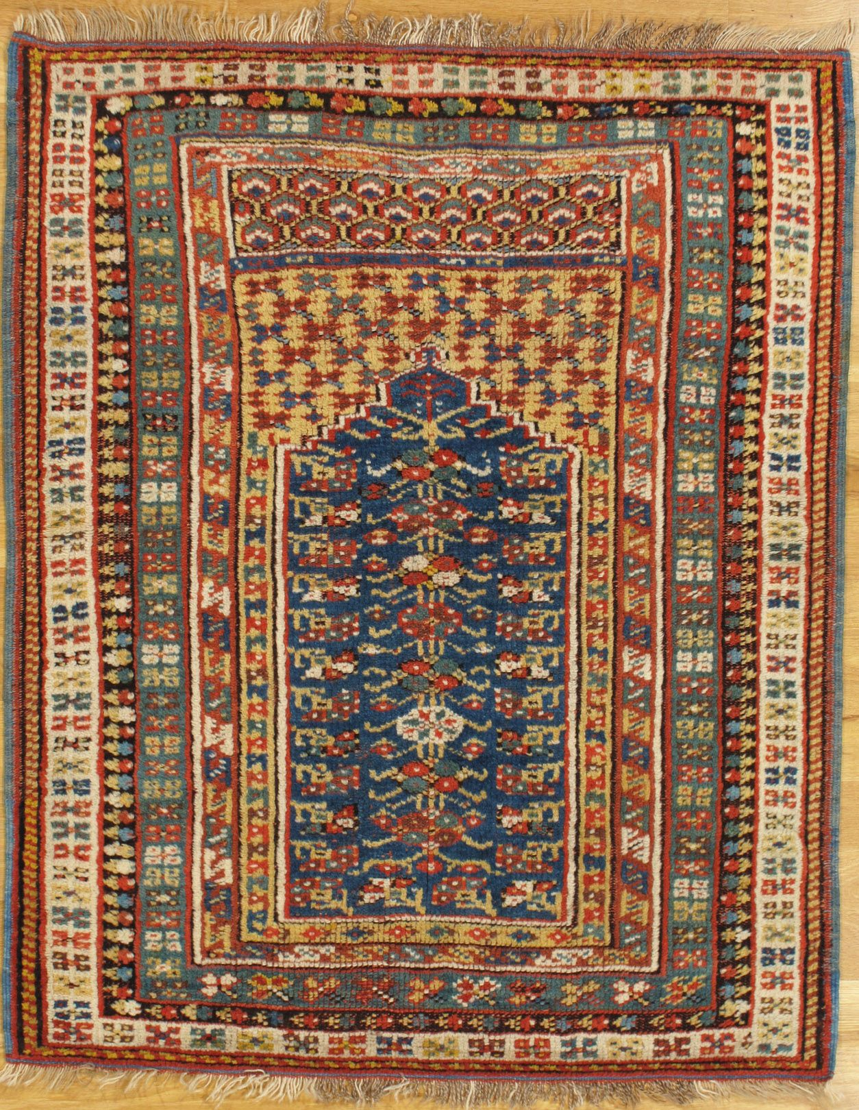 Makri Rug From South West Turkey Age Circa 1890 Size 4