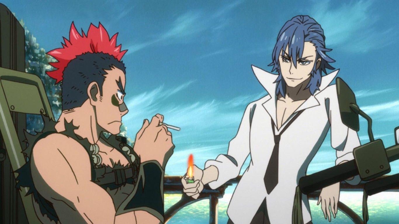 Aikuro Mikisugi pin on anime and manga