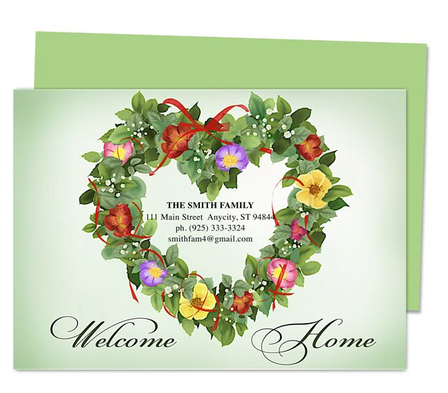 openoffice greeting card template